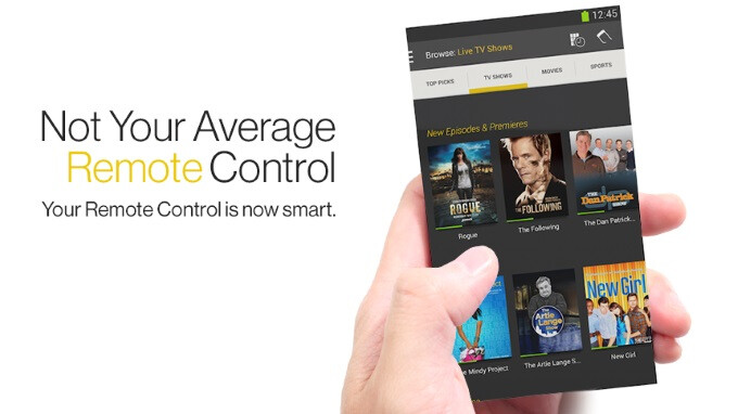 Peel Smart Remote turns your Android & iOS device into a TV Guide and remote control at once