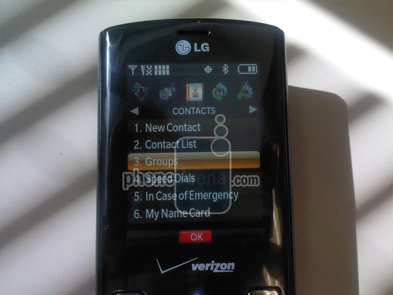 Themes - Updated: LG VX9100 and VX8610 coming to Verizon