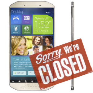Oh, Linshof, we hardly knew ye! German smartphone maker wannabe is no more