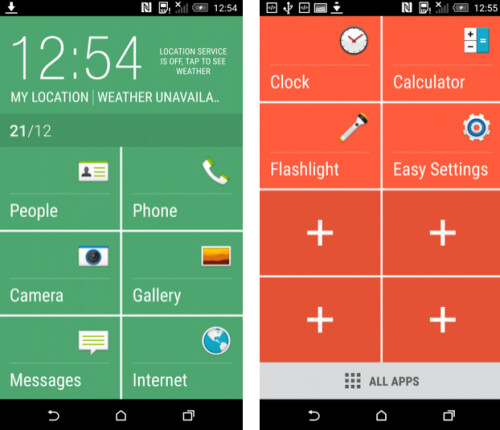 Leaked images of Android 5.0 Lollipop on HTC One (M8)