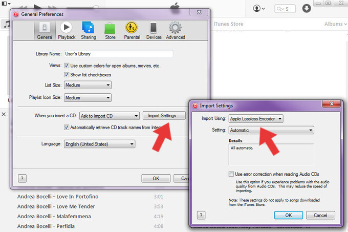 how to change flac files into itunes