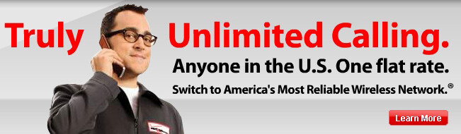 Verizon officially launches Unlimited Talk plans