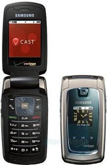 Samsung U550 for Verizon Wireless