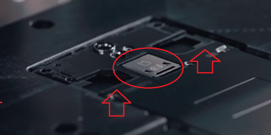 OnePlus promotional video allegedly shows a phone with dual SIM slots and a microSD slot - OnePlus One sequel with dual SIM, microSD slot found in promotional video?