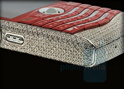 Amosu introduces Blackberry Pearl Diamond Edition