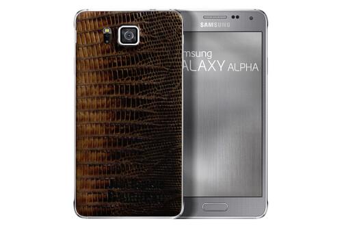 Limited edition Galaxy Alpha