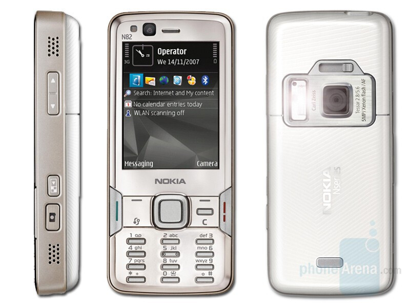Nokia N82 comes to the US!