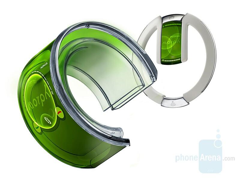 Nokia Morph concept is futuristic!
