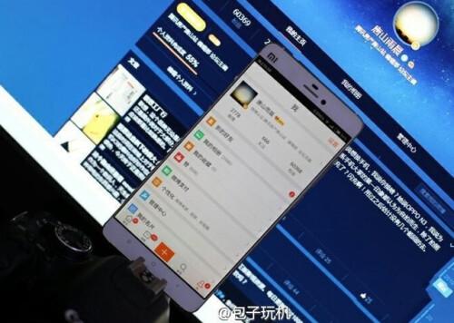 Earlier leak of the white Xiaomi Mi5