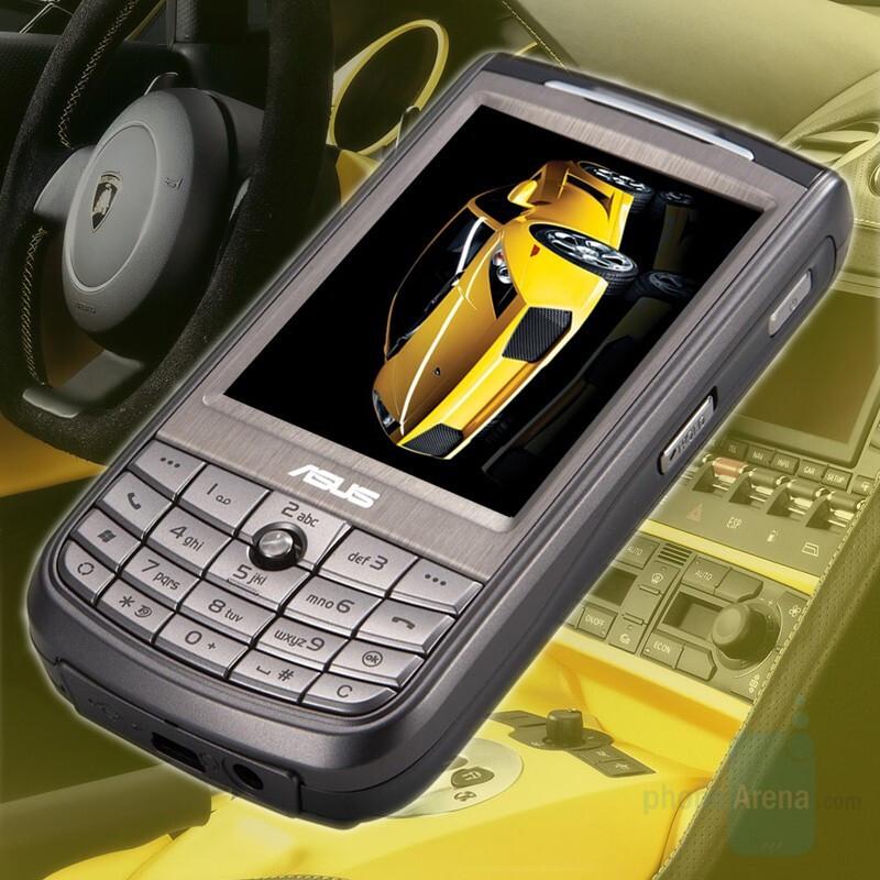 Lamborghini smartphone coming from ASUS?