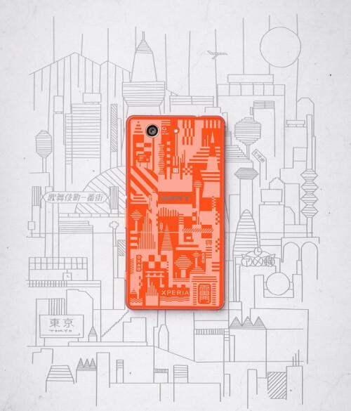 Xperia Z3 Compact Tokyo
