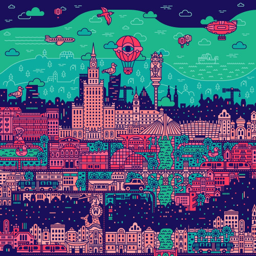 Illustration for Xperia Z3 Tablet Compact Warsaw