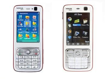 Original and fake Nokia N73