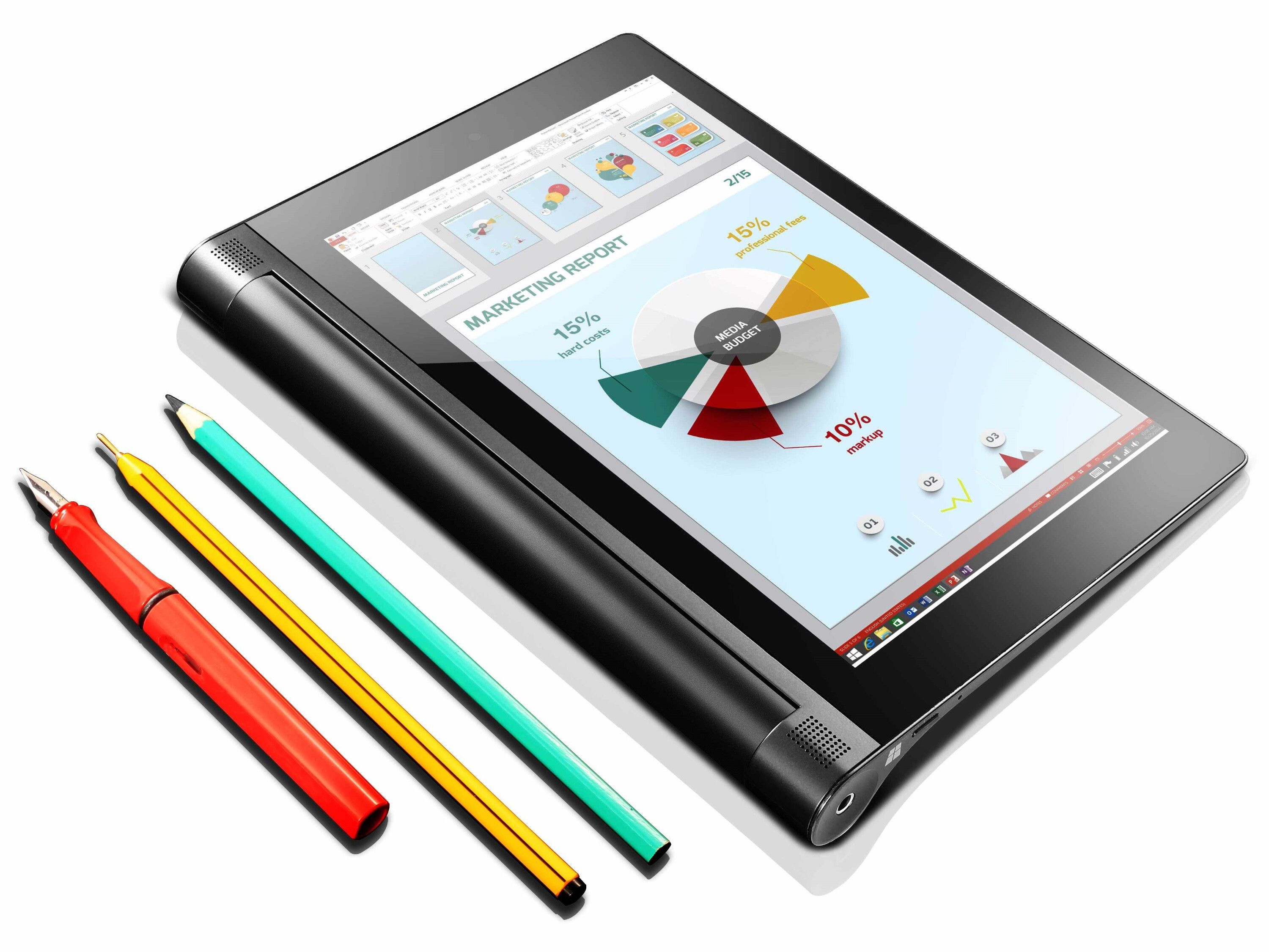 the lenovo yoga tablet 2 8 windows with anypen has a unique superpower what do you think it is. Black Bedroom Furniture Sets. Home Design Ideas