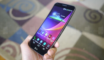 Curved LG G Flex 2 with Snapdragon 810 processor to be announced at CES 2015