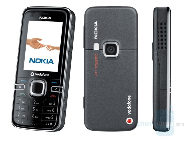 6124 classic - Nokia announced two new European models