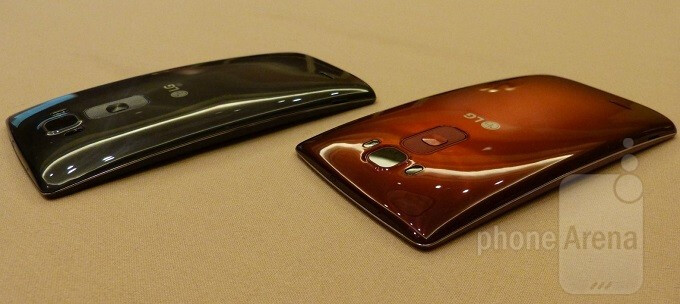 LG G Flex 2 hands-on