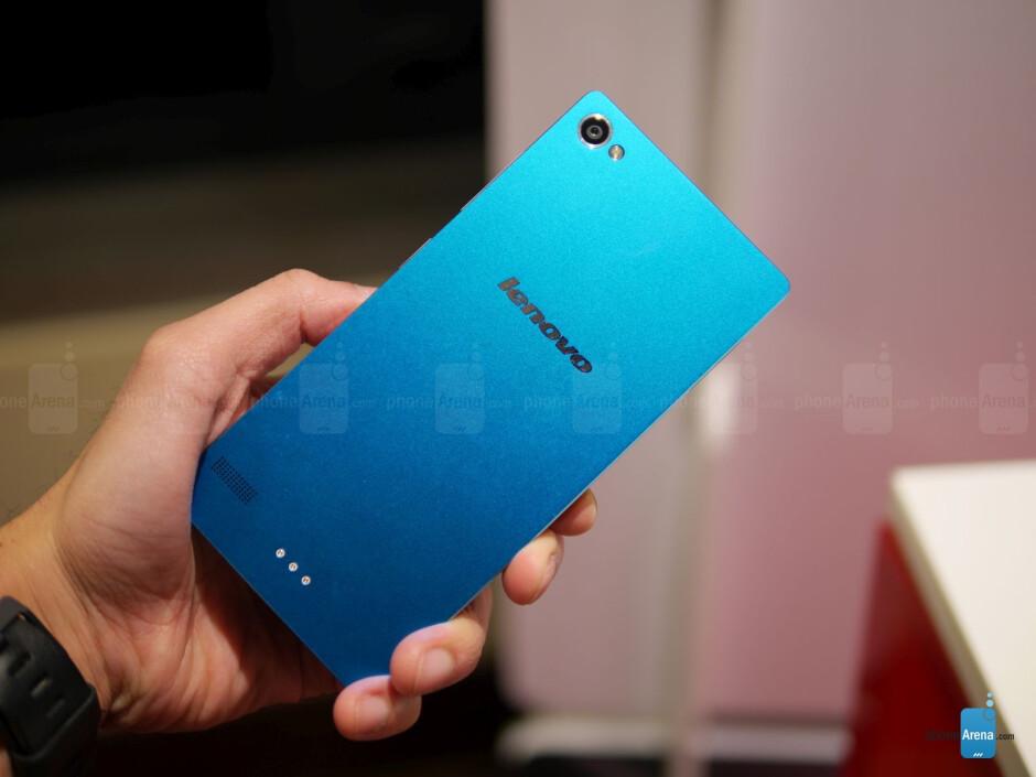 Lenovo Vibe X2 Pro hands-on