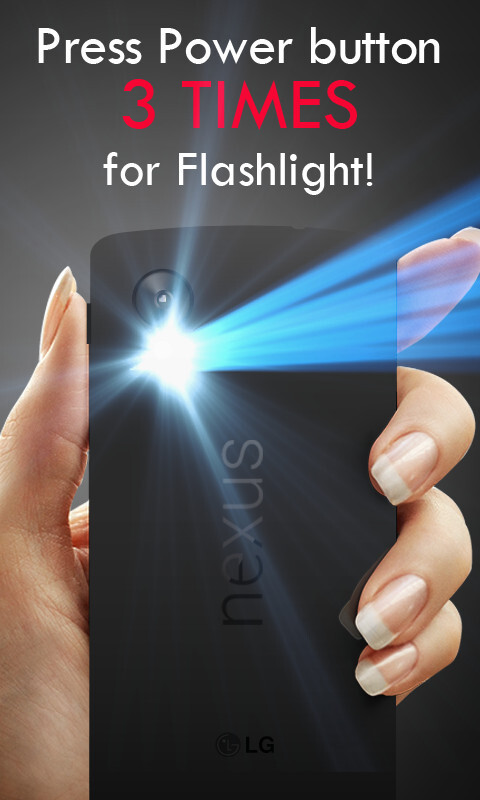 Power Flash for Android
