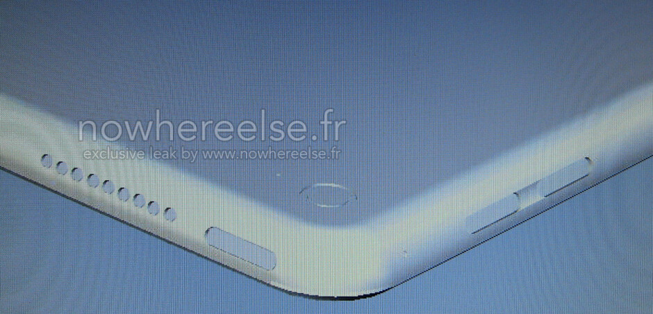 """Alleged 12"""" iPad Pro leaks from Foxconn, thin chassis and quad-speaker system in tow"""