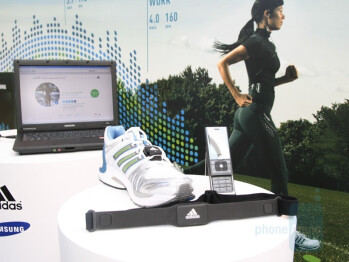 miCoach components