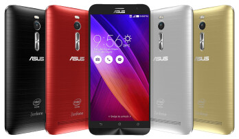 Asus ZenFone 2 is the first phone with 4 GB RAM