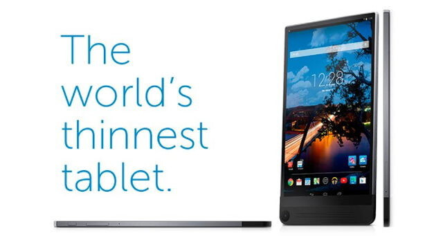 Dell Venue 8 7840 goes on sale at Best Buy: world's thinnest tablet, first with Intel RealSense