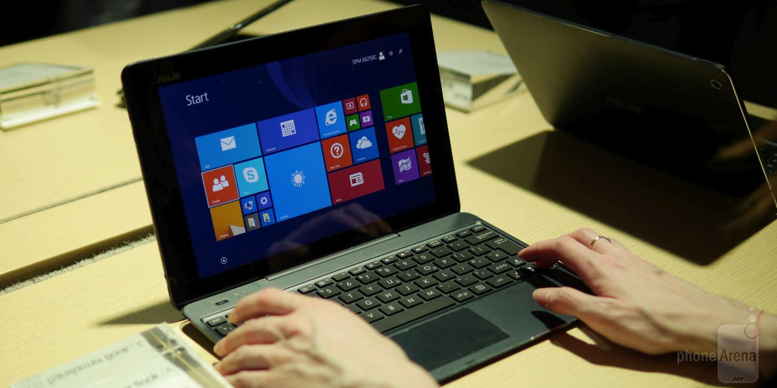 [Hands on] Asus Transformer Book T100 Chi - 60235