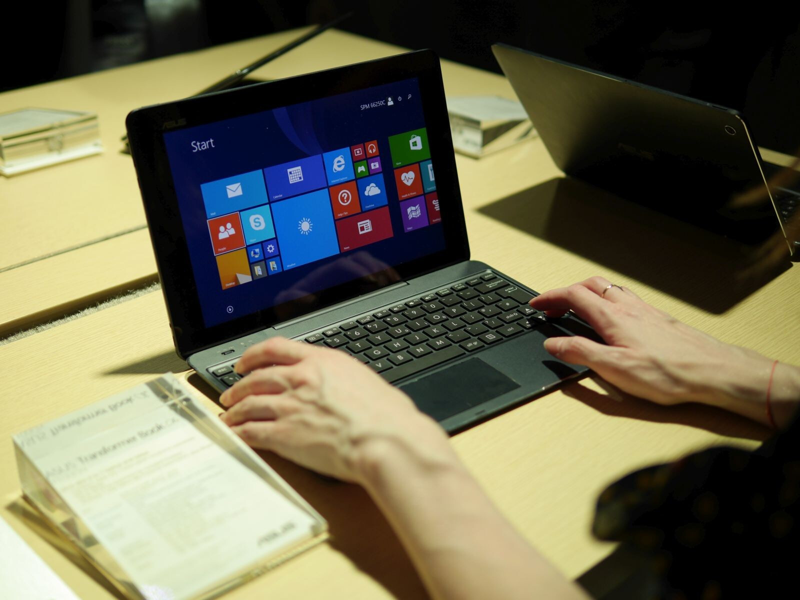 [Hands on] Asus Transformer Book T100 Chi - 60236