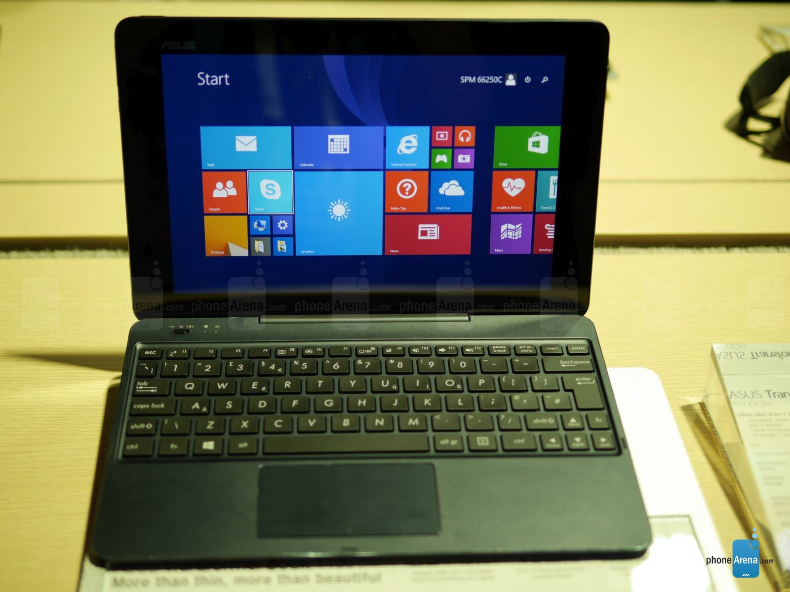 [Hands on] Asus Transformer Book T100 Chi - 60239