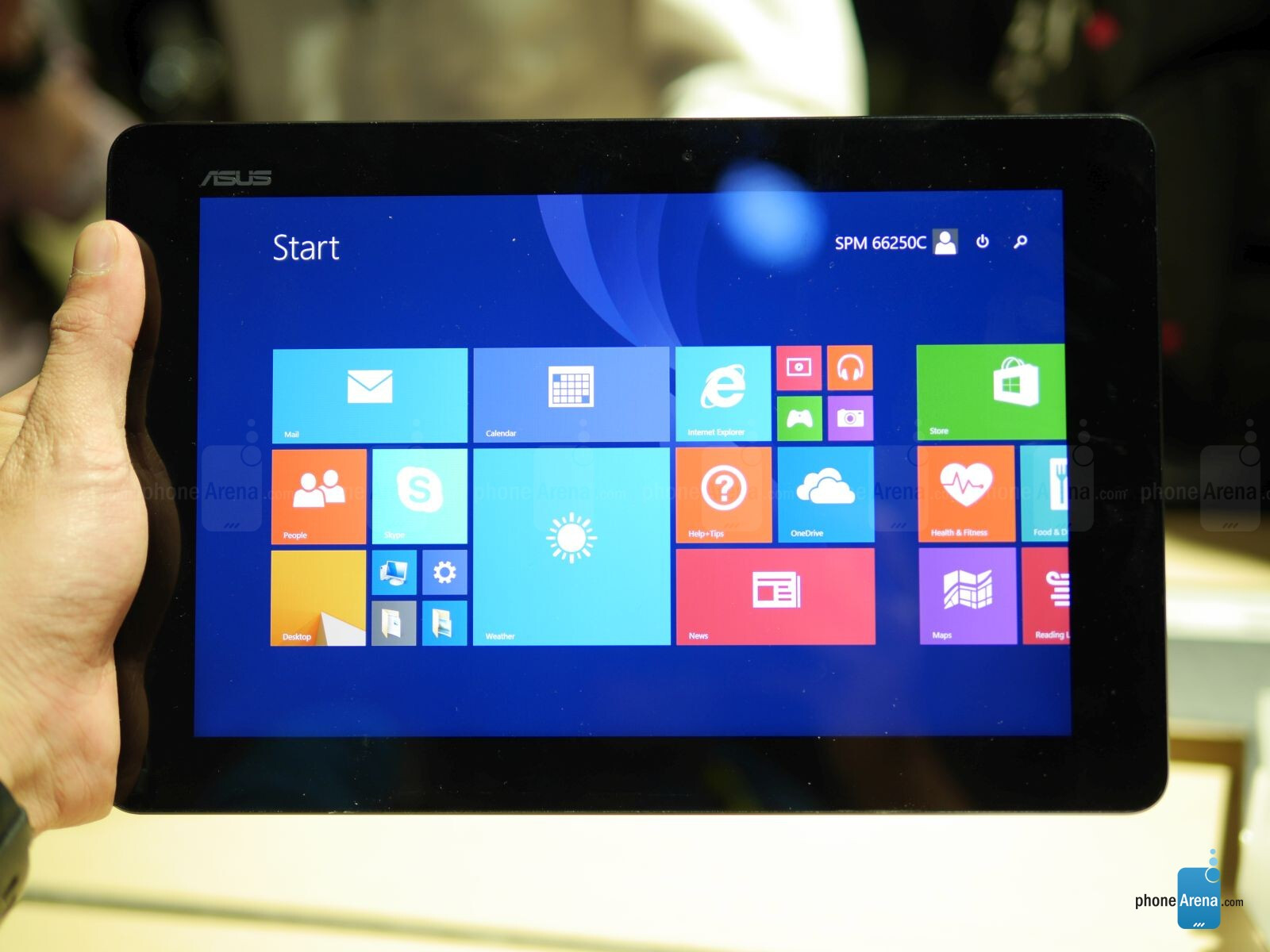 [Hands on] Asus Transformer Book T100 Chi - 60238