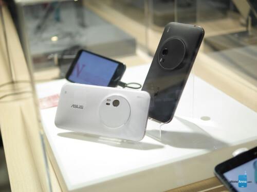 Asus ZenFone Zoom first look