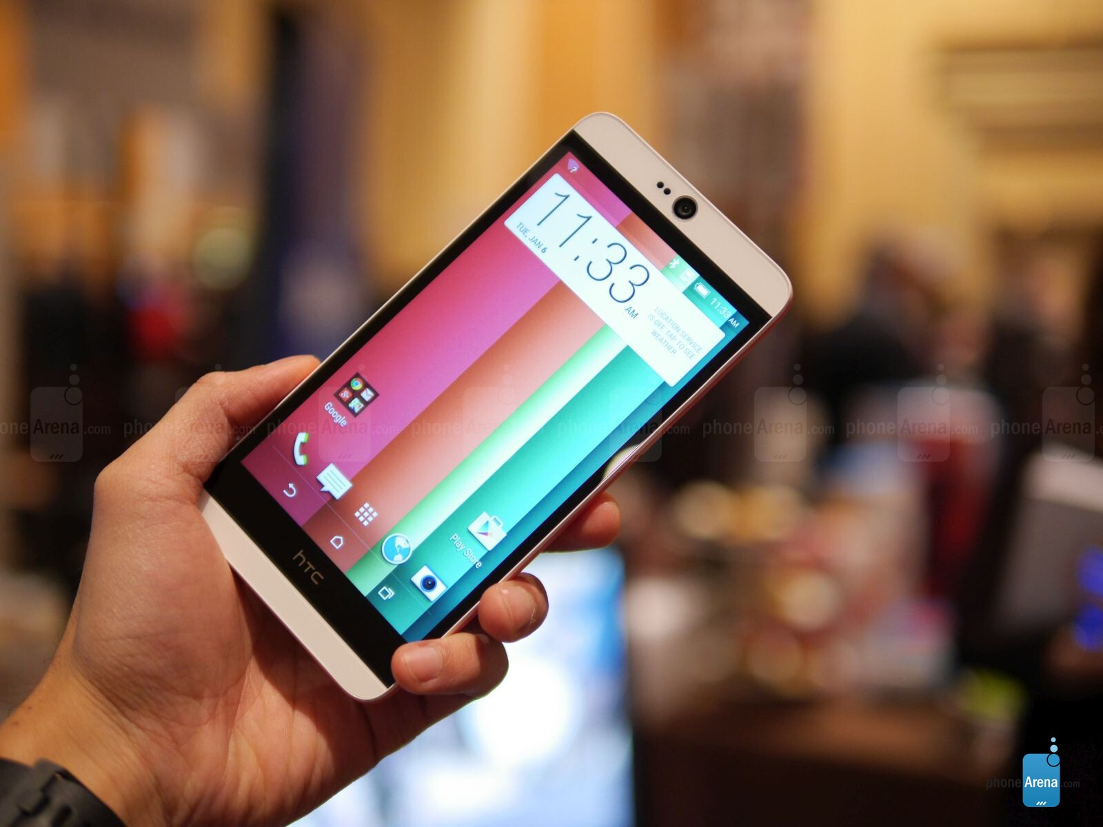 HTC Desire 826 hands-on - HTC Desire 826 hands-on