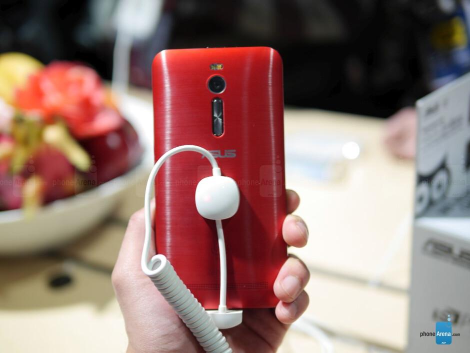 Asus Zenfone 2 hands-on