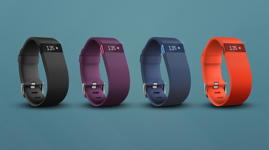 Fitbit Charge HR - Fitbit announces new Fitbit Charge HR and Fitbit Surge activity trackers for sports enthusiasts