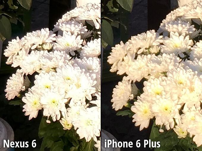 nexus 6 beats the iPhone 6 Plus camera comparison ...