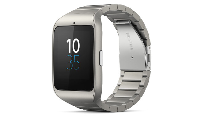 Sony SmartWatch 3 - CES 2015: all new wearables and accessories