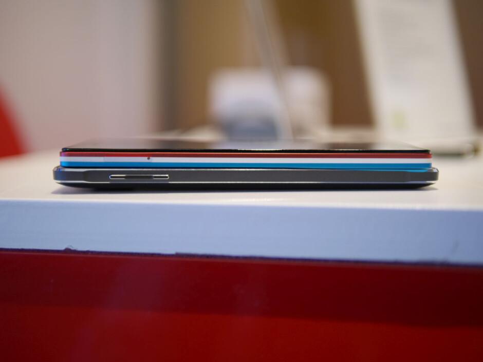 Lenovo Vibe X2 Pro vs Samsung Galaxy Note 4: first look