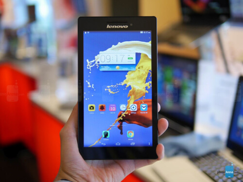 Lenovo Tab 2 A7-10 and A7-30 hands-on
