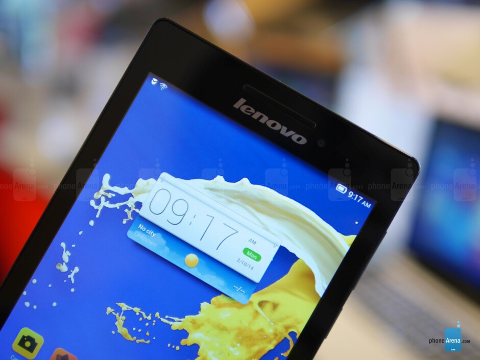 Lenovo Tab 2 A7-10 and A7-30: Hands-on