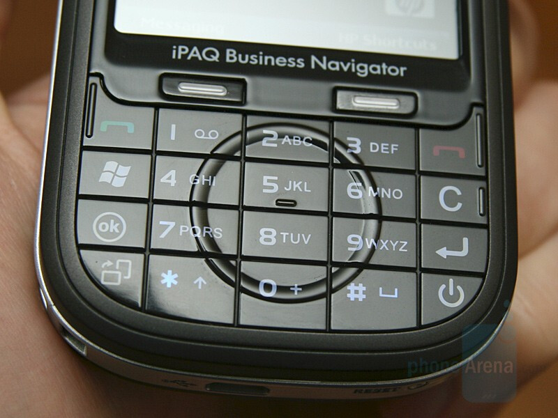 Hands-On with HP iPAQ 614