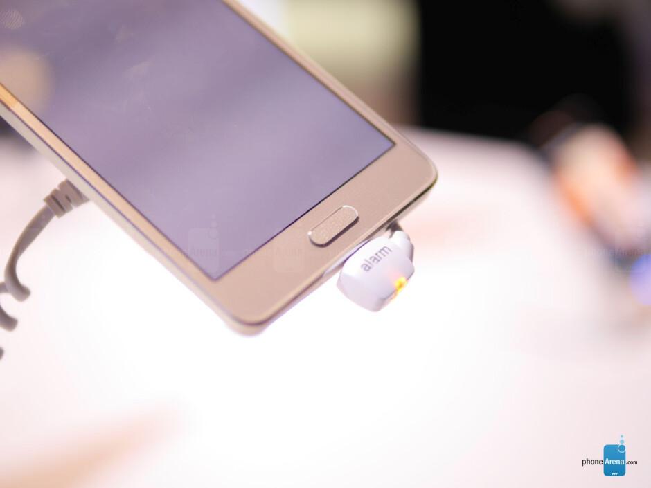 Samsung Galaxy A5 hands-on