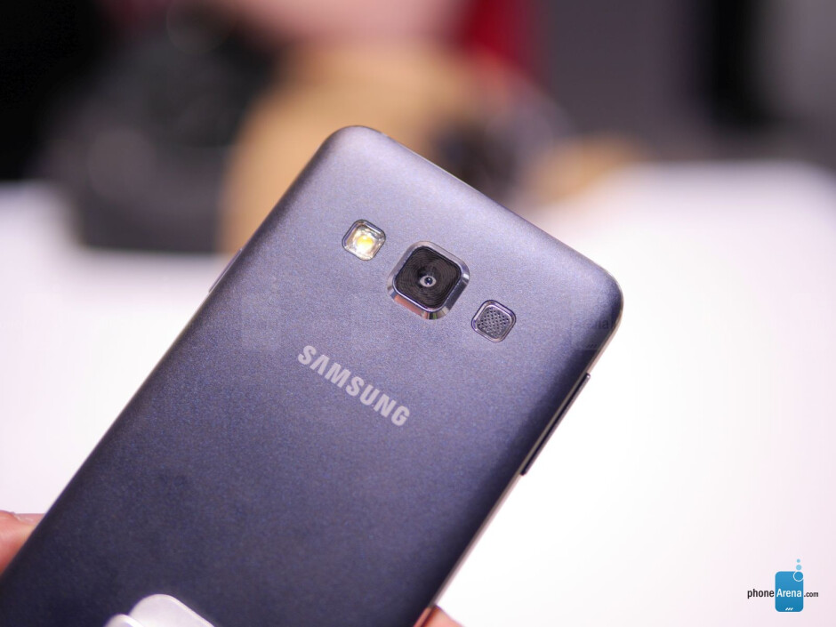 Samsung Galaxy A3 hands-on