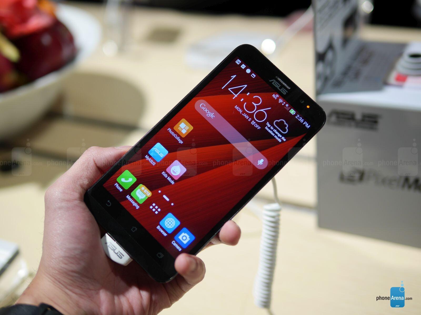 Купить Asus ZenFone 2 ZE551ML 16Gb black: цена
