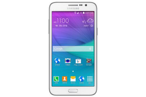 The Samsung Galaxy Grand Max