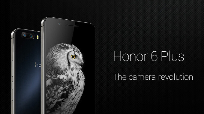Monsters from Asia: the slender Huawei Honor 6 Plus and its Duo camera