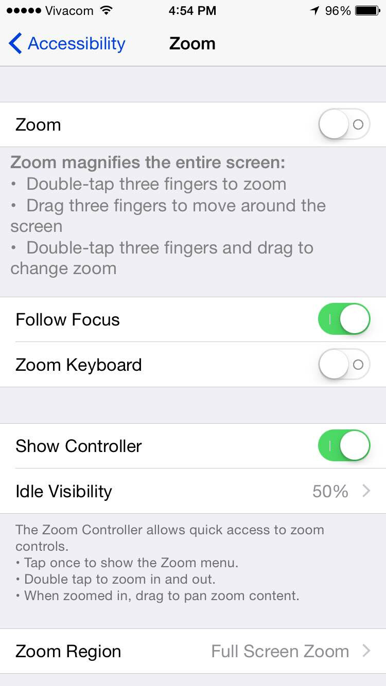 How To Activate Your Ios 8 Iphone Or Ipad S Secret Ish Night Mode