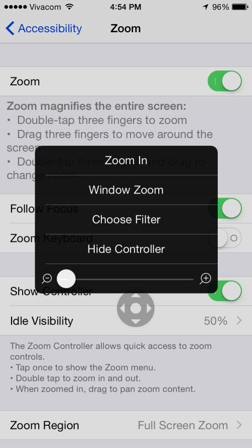 How to activate your iOS 8 iPhone or iPad's secret-ish Night