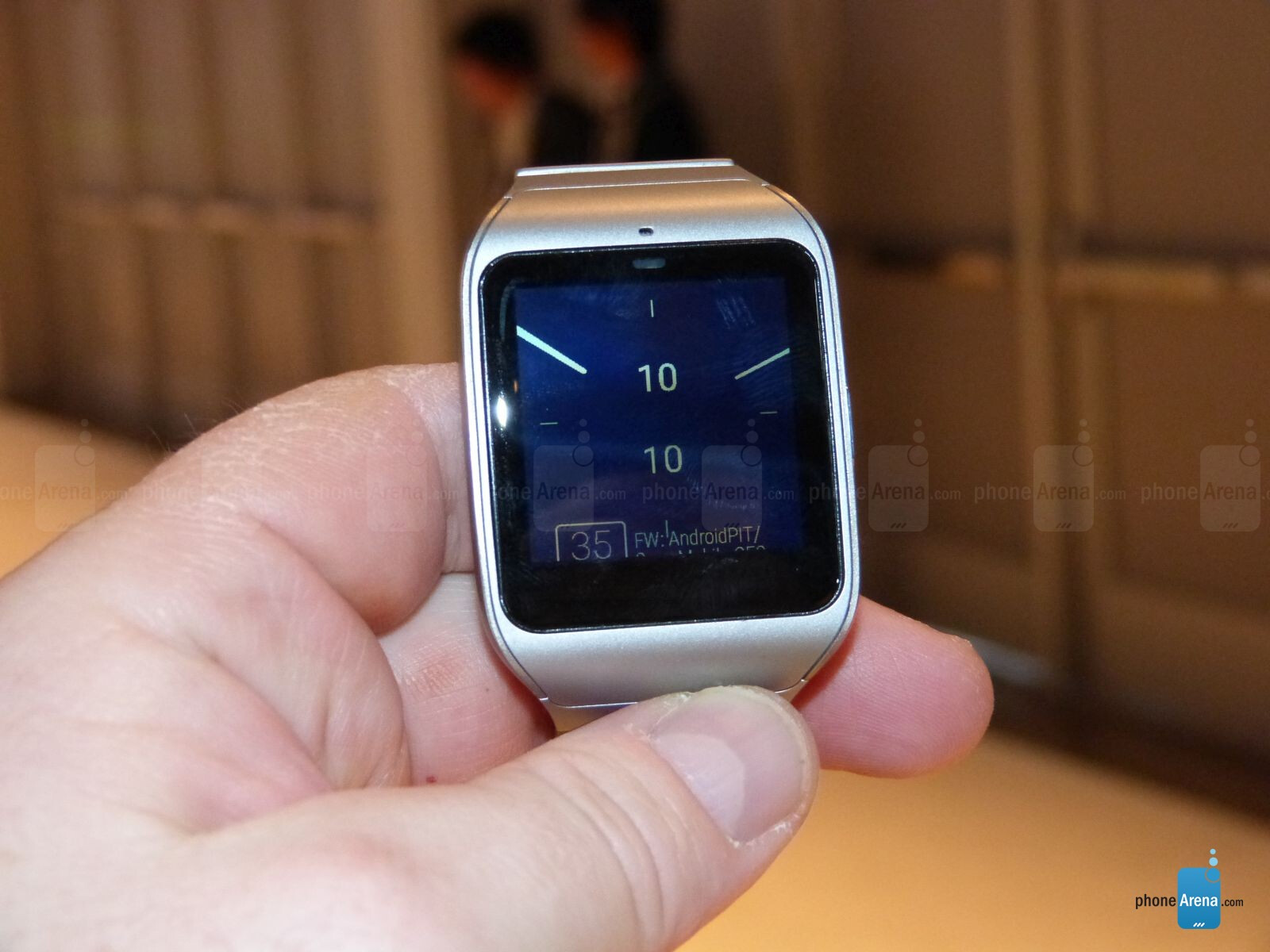 Sony releasing goodies for its SmartWatch 3 – a stainless ...