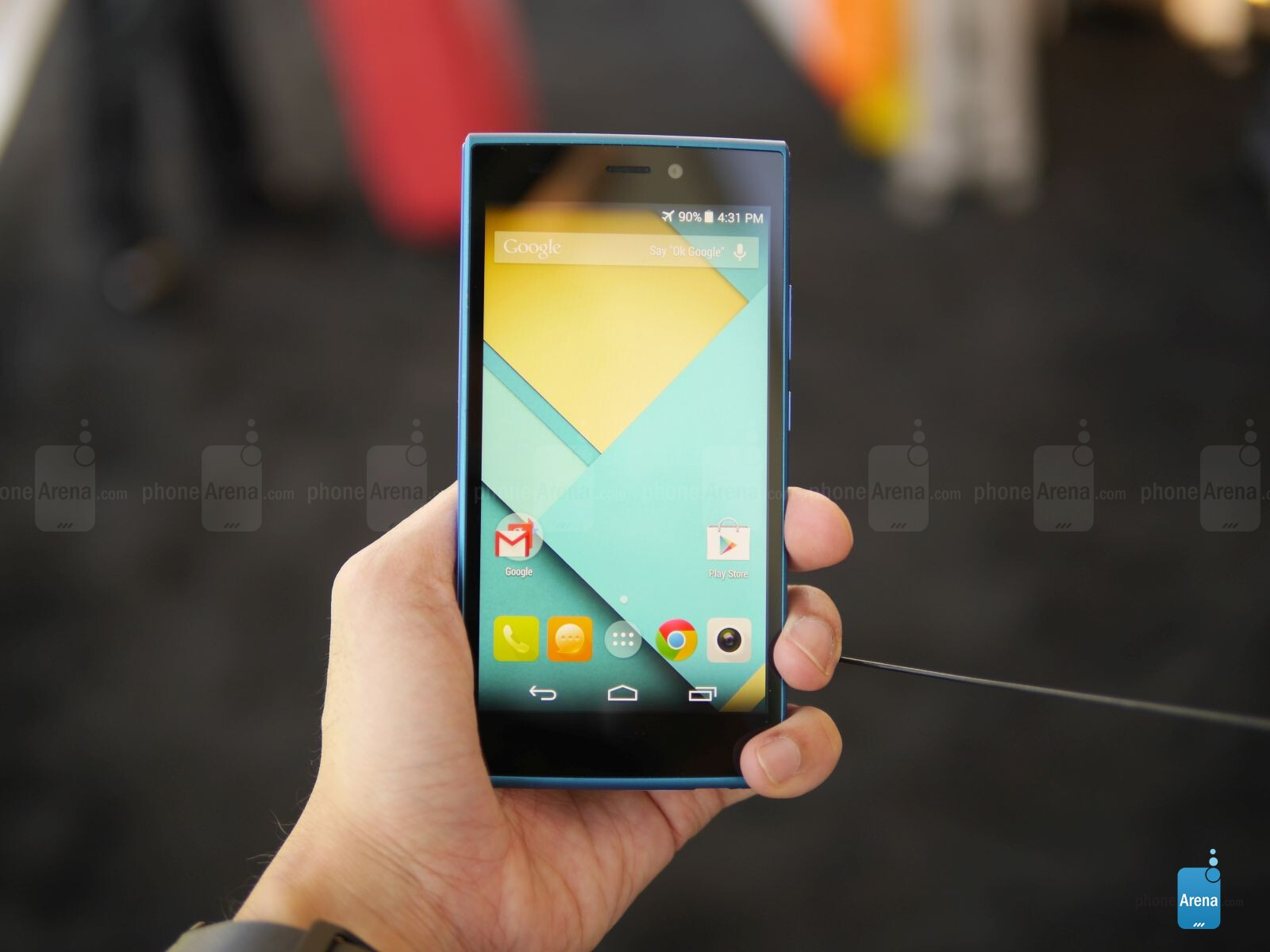 BLU Life One hands-on | PhoneArena reviews